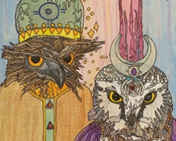 Wise Old Owls